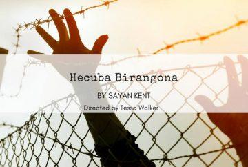 Hecuba Birangona by Sayan Kent, Tristan Bates, Kali Theatre